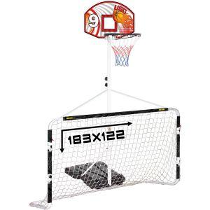 CDTS Ensemble Multi-Jeux, Panneau de Basket + But de Foot