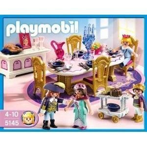 Playmobil 5145 - Salle à manger royale