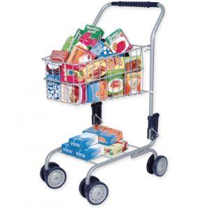 Bayer Design Caddie de supermarché avec provisions