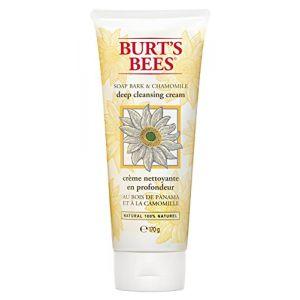 Burt's Bees Crème nettoyante en profondeur au bois de Panama et camomille