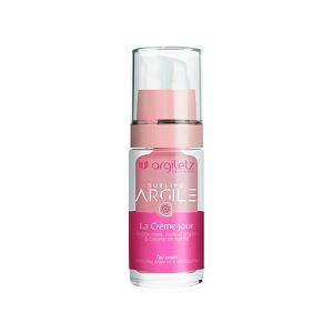 Image de Argiletz La Crème jour Argile rose, huile d'argan & au beurre de karité