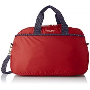 Bensimon Femme Sport Bag Sac bandouliere Rouge (Bordeaux)