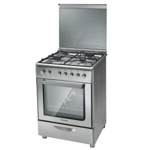 Rosières RGC 6112 IN - Cuisinière tout gaz 4 brûleurs