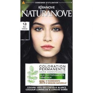 Kéranove Coloration permanente 1,0 noir intense - Naturanove