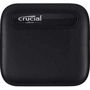 Crucial Disque Dur Portable SSD X6 1Tb USB 3.1 Type-C