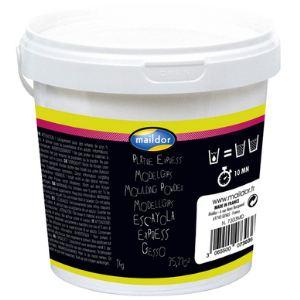 Maildor Plâtre : seau de 1 kg