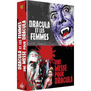 Coffret Dracula et les femmes + Une messe pour Dracula