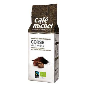 Café michel Mélange corsé moulu 250g