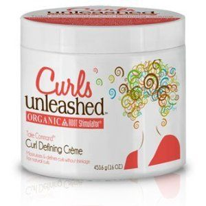ORS Curls Unleashed Curl Defining Creme