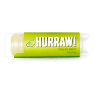Image de Hurraw! Baume à lèvres Citron Vert 4,3g