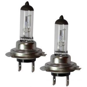 Aerzetix : 2x Ampoule H7 12V 55W