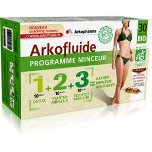 Arkopharma Arkofluide - Programme minceur 30 jours