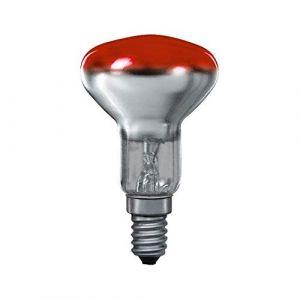 Paulmann ampoule de réflecteur R50 rouge 25W à petit culot E14