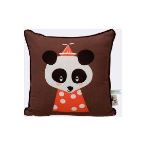 Ferm Living Coussin Posey Panda (30 x 30 cm)