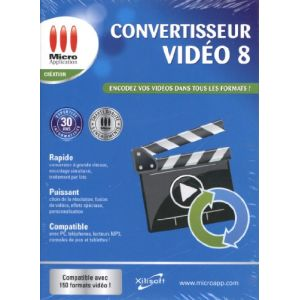 Convertisseur vidéo standard [Windows]