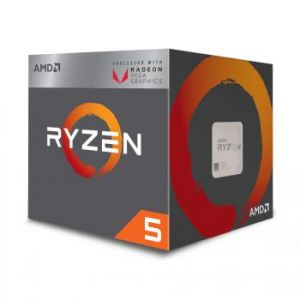 AMD Ryzen 5 2400G (3.6 GHz)