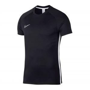 Nike T-shirt football Dry Academy Homme noir et blanc-S