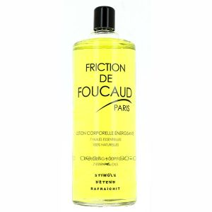 Foucaud Friction de Foucaud - Lotion énergisante pour le corps - 500 ml