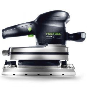 Festool Ponceuse Vibrante 620W RS 100 Q + Aspiration