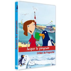 Jasper le pingouin drôle de pingouin volume 1 [DVD]