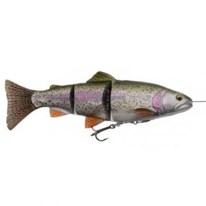Savage Gear 4D Line-Thru Trout Moderate Sink Ms - 15cm - 40G - Rainbow - 57385