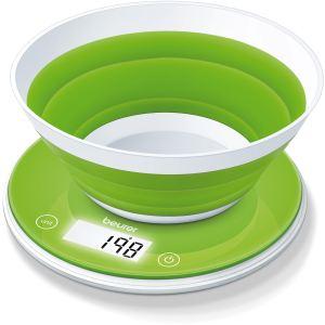 Beurer KS45 - Balance de cuisine avec bol 5kg