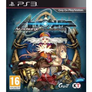 Ar no Surge : Ode to an Unborn Star [PS3]