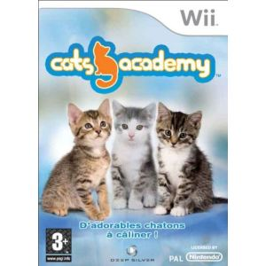 Cats Academy [Wii]
