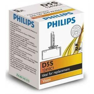Philips 1 Ampoule Xenon D5S Vision 25W 12 V