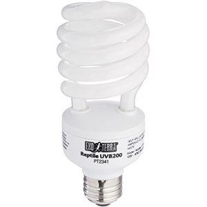Exo terra REPTILE UVB 200 ampoule 26 W