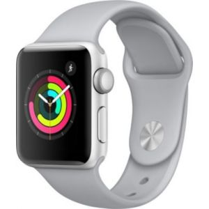 Apple Watch 38mm Series 3 (GPS) - Boîtier Alu Bracelet Sport