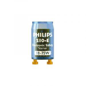 Philips Starter tube fluorescent Lighting STARTER S10E 18-75W 1BL 928392700387