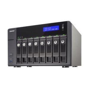 Qnap TVS-871-i7-16G - Serveur NAS 8 baies Gigabit Ethernet x4