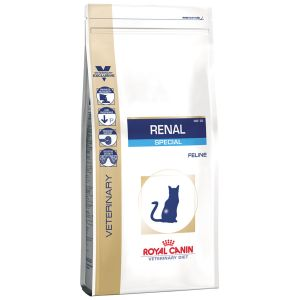 Royal Canin RC Cat Renal Special RSF 26 pour chats - Sac de 4kg