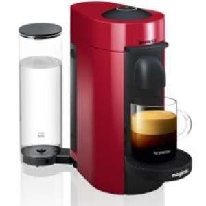 Magimix Cafetière filtre Vertuo rouge 11389