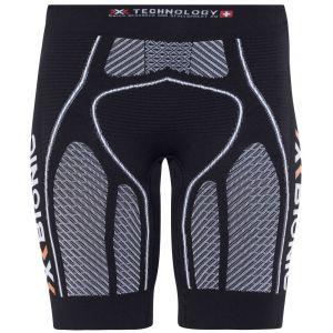 X-Bionic The Trick - Short running Femme - blanc/noir S Pantalons de compression