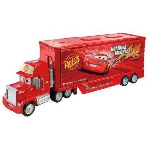 Mattel Voiture Cars Camion playset Mack 2 en 1