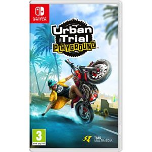 Urban Trial Playground sur Switch