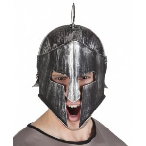 Boland Casque chevalier guerrier adulte Taille Unique