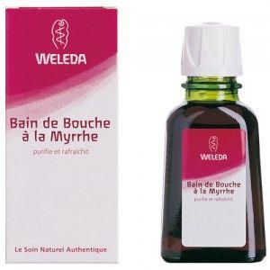 Weleda Bain de bouche à la Myrrhe (50 ml)