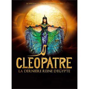 Cléopâtre la dernière reine d'Egypte : Le spectacle