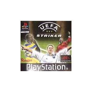 UEFA Striker [PSone]