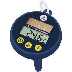 Fiap Thermomètre de bassin solaire 2784 DigiSolar Active
