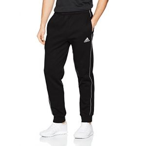 Adidas CE9074 Pantalon de Survêtement Homme, Noir/Blanc, FR : XL (Taille Fabricant : XL)