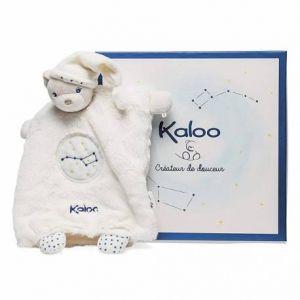 Kaloo Petite Etoile-Doudou Marionnette Ourson Peluche, K960295, Beige