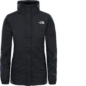 The North Face Vestes Resolve Parka - TNF Black / Foil Grey - Taille S