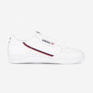 Adidas Originals Continental 80, Blanc - Taille 43 1/3
