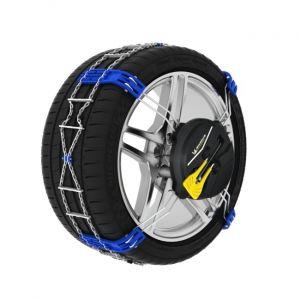 Michelin 2 Chaînes Neige Fast Grip 130