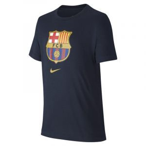 Nike Maillot FC Barcelone extérieur 20192020 Bleu marine / Jaune - Taille 8 Ans