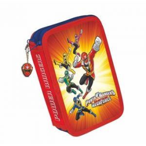 Trousse garnie Power Rangers